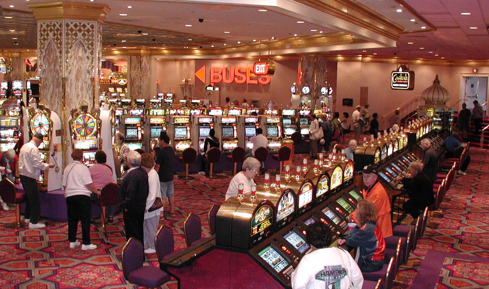 Des jeux casino et des bonus offerts