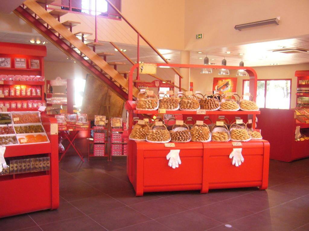 Biscuiterie, pour les amatrices de produits sucrés